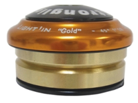 "Stronglight Light`In Gold Steuersatz 1 1/8"" Drop In Campa"