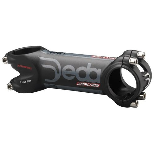 Deda Zero100 Performance 31 Vorbau - Black on Black (BOB)