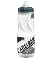 CamelBak Podium Chill Trinkflasche 610ml Clear/Carbon