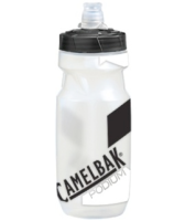 CamelBak Podium Trinkflasche 610ml Clear/Carbon