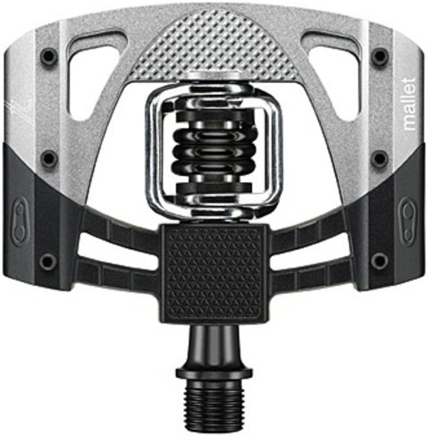 Crankbrothers Mallet 2 Pedal 2016 schwarz-silber