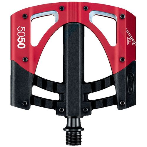 Crankbrothers 5050 3 Flat Pedal 2016 schwarz-rot