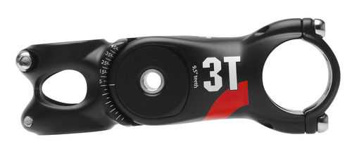 3T Arxa Team 31.8 Vorbau - Black anodized